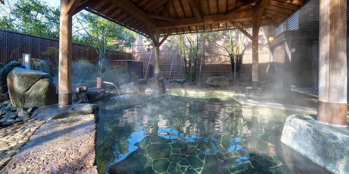 本館北大浴場【女湯】 千代女の湯